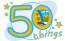 50 things Logo