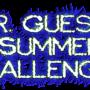Mr. Guest's Summer Challenge 2018