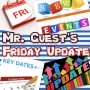 Parent Update from Mr. Guest (19th March 2021)